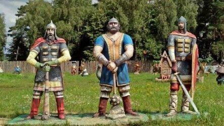 Берендеево царство: в гостях у сказки