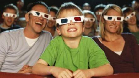 С какого возраста ребенку можно ходить в кинотеатр